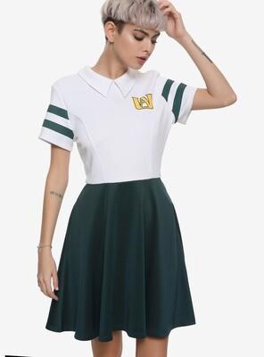 Vestido Cosplay My Hero Academia