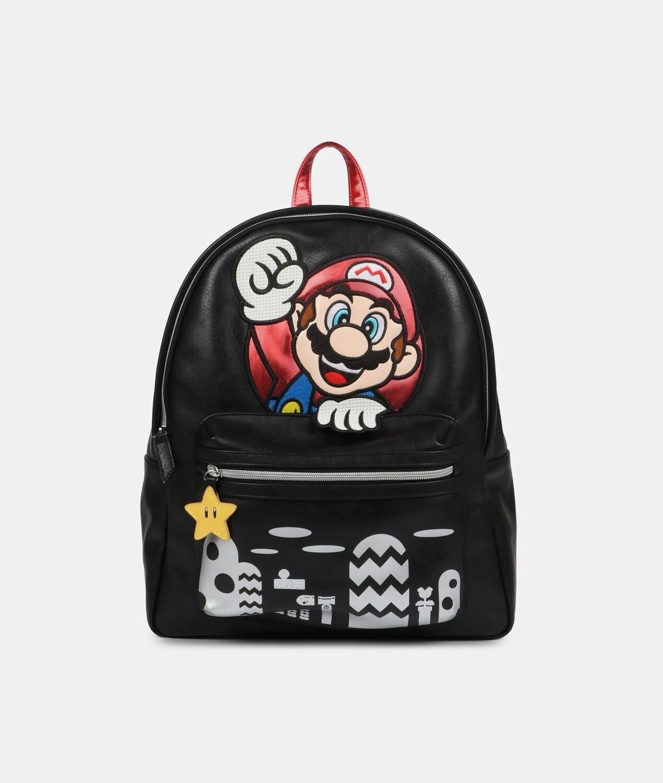 Bolsa Mochila Nintendo Mario