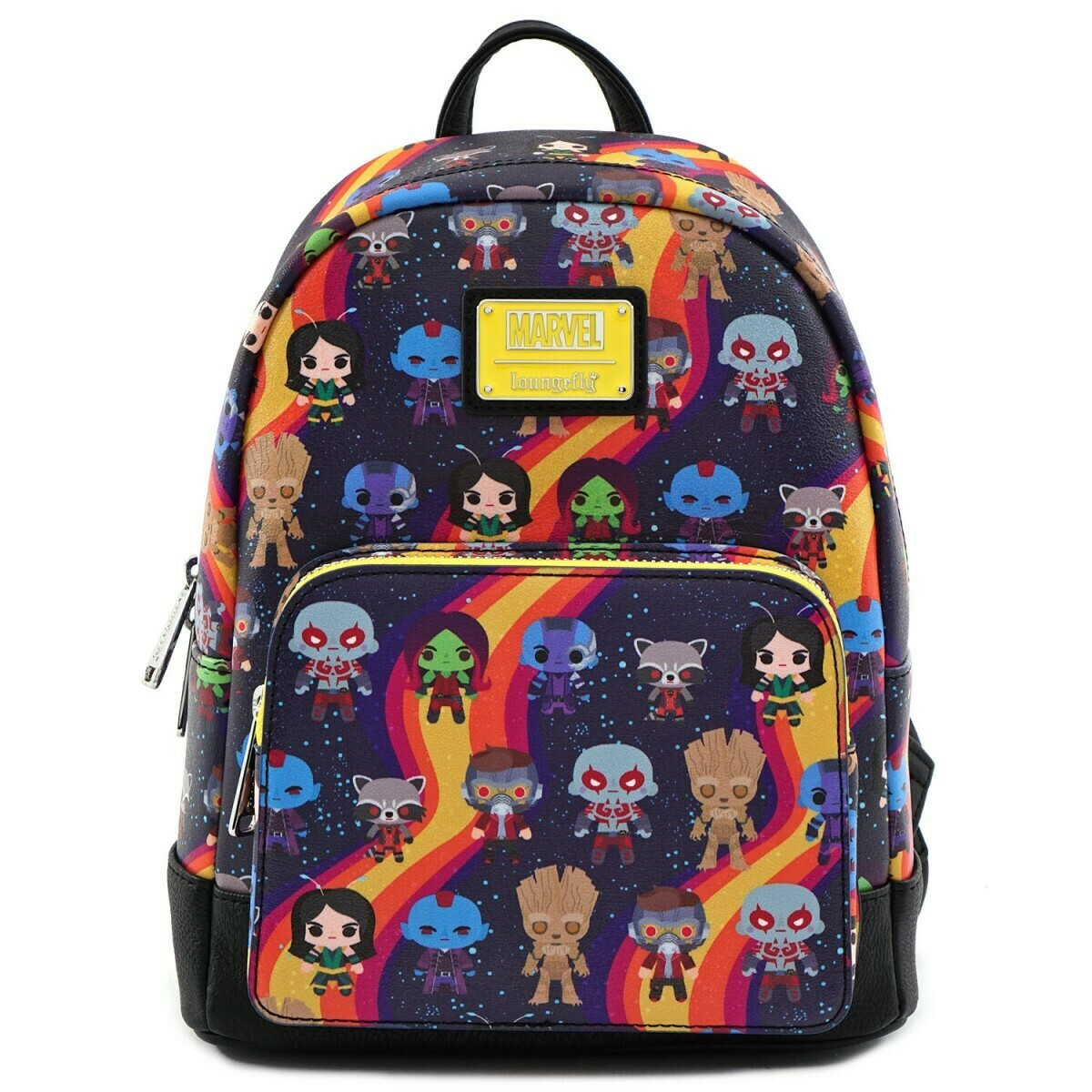 Bolsa Mochila Chibi Guardianes de la Galaxia X0