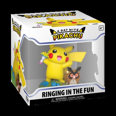 Figura POP Pikachu RH