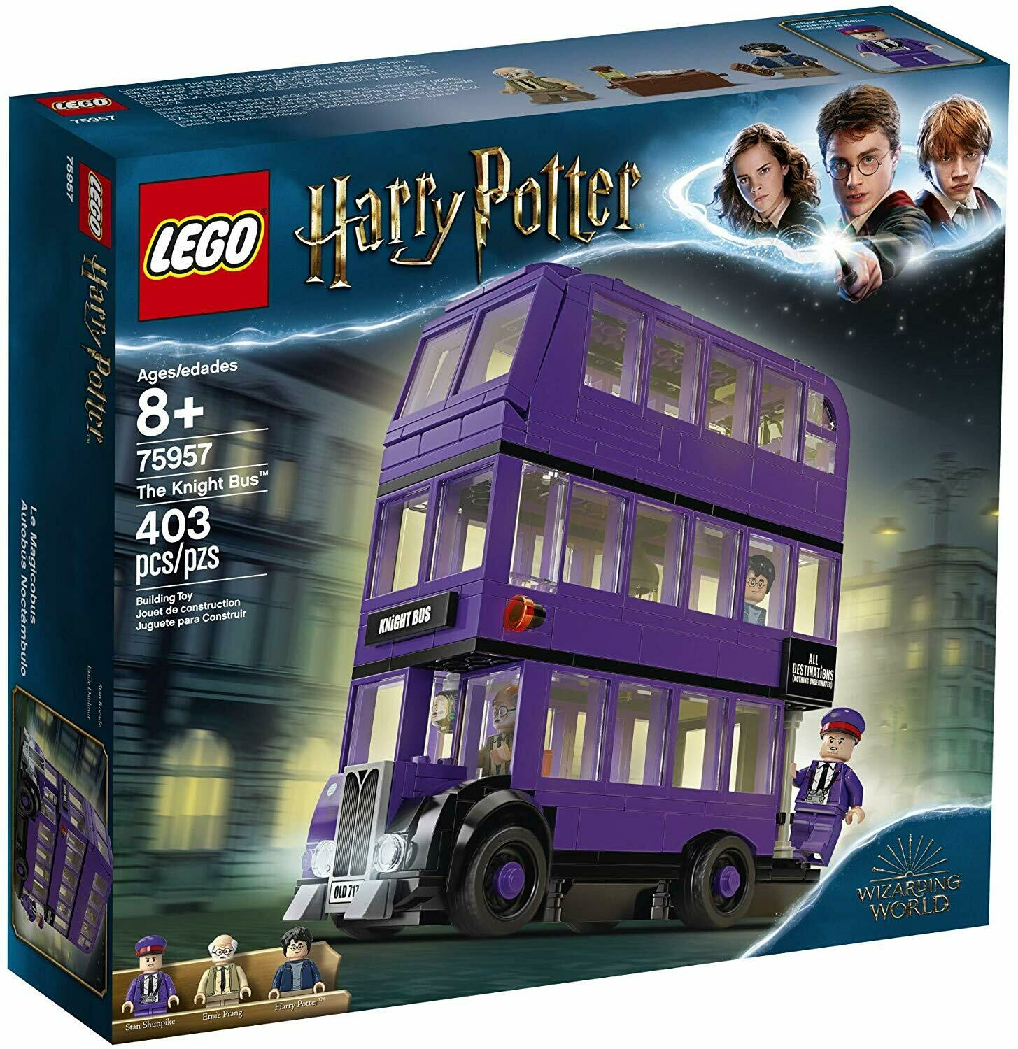 Lego Harry Potter Autobus