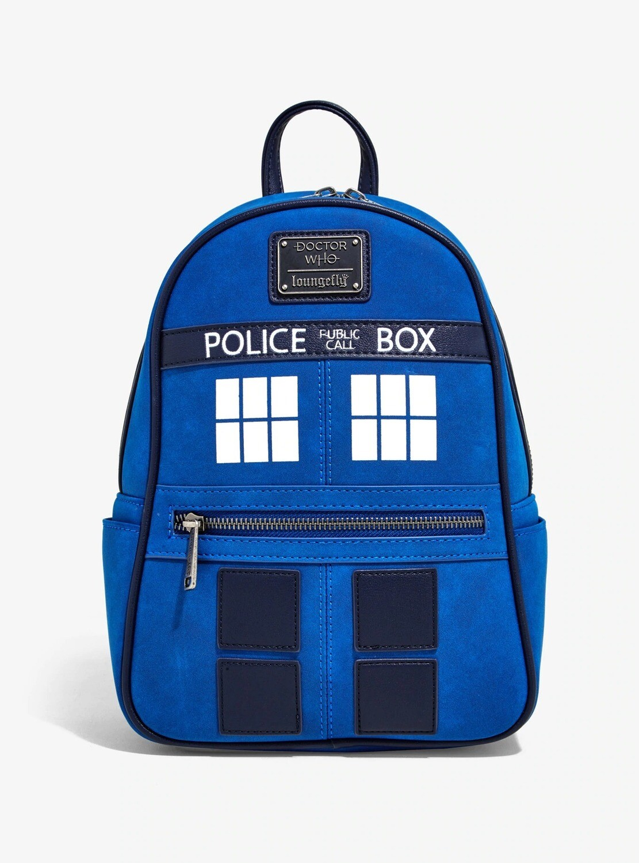 Bolsa Mochila Doctor Who Tardis