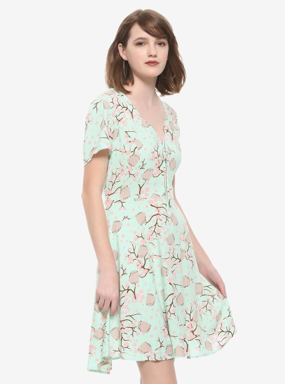 Vestido Pusheen Colores Pastel V