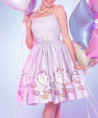 Vestido Pusheen Exclusivo 20