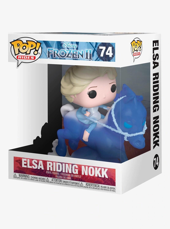 POP ELSA y NOKK