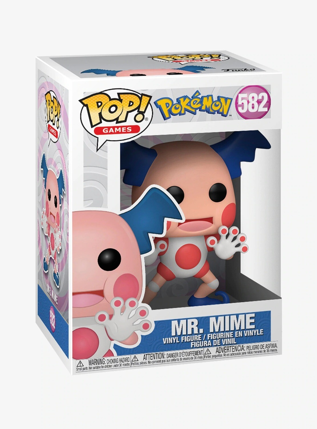 Figura POP Mr Mime 582