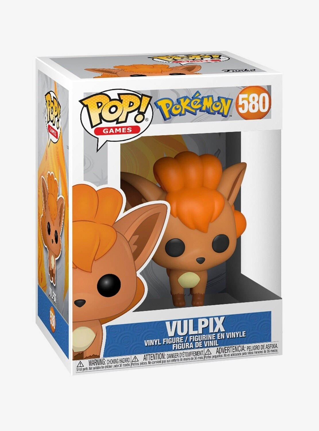 Figura POP Vulpix 580