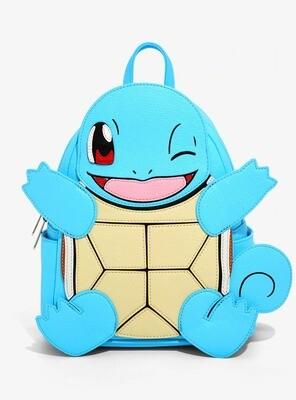 Mochila Pokémon Squirtle X40