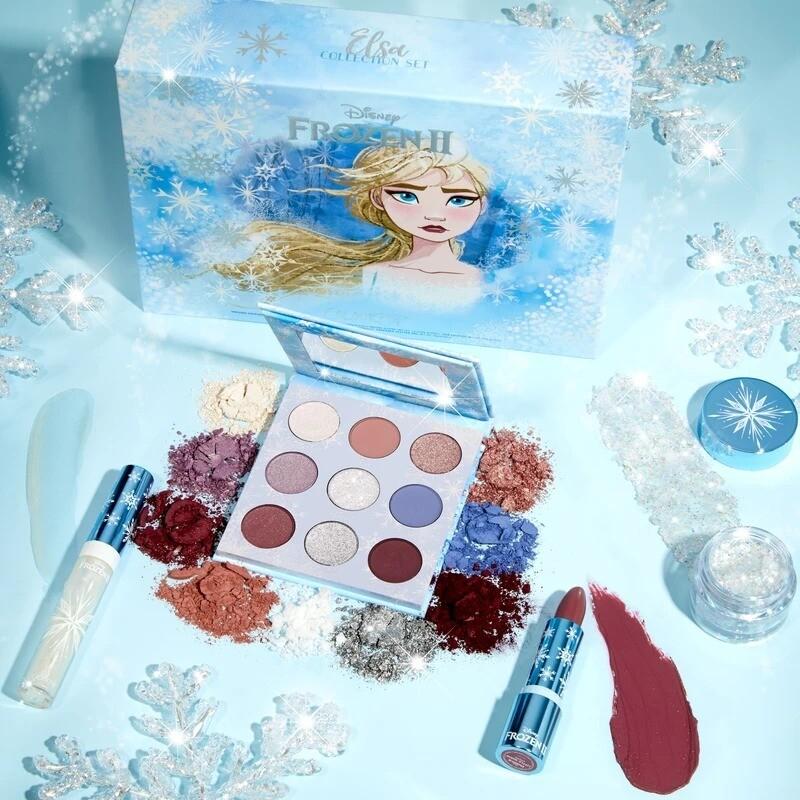 Set Maquillaje Frozen Elsa