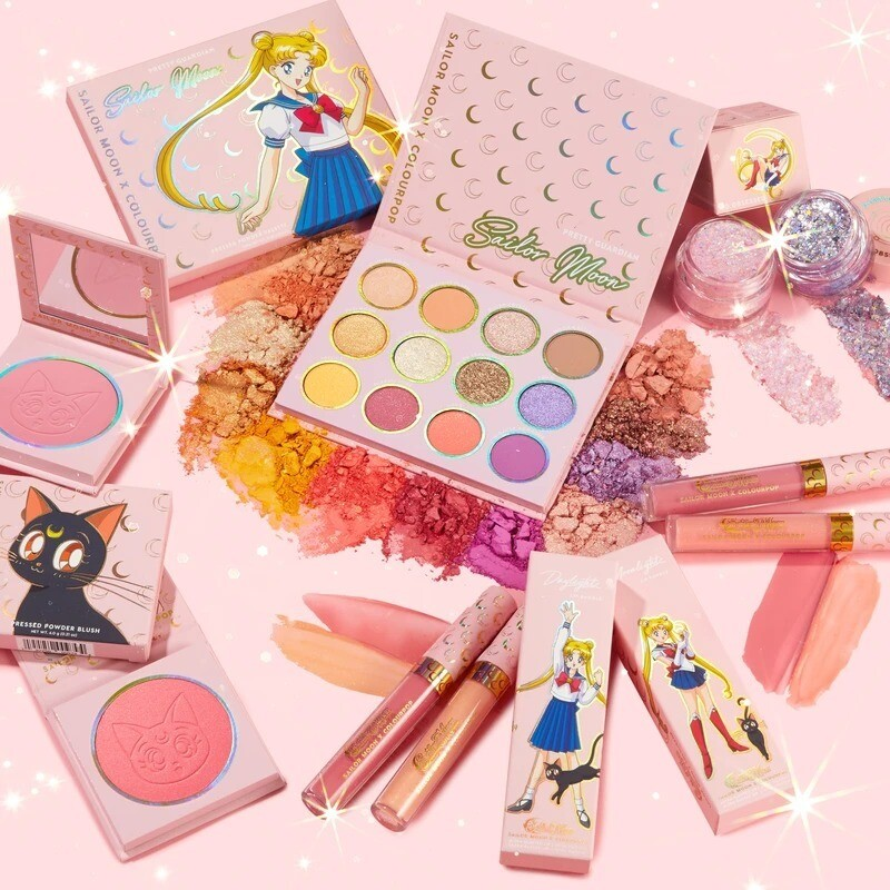 Set Maquillaje Sailor Moon