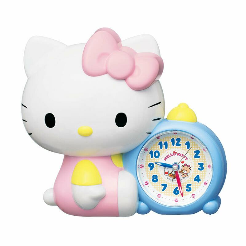 Reloj Alarma Hello Kitty Clasico