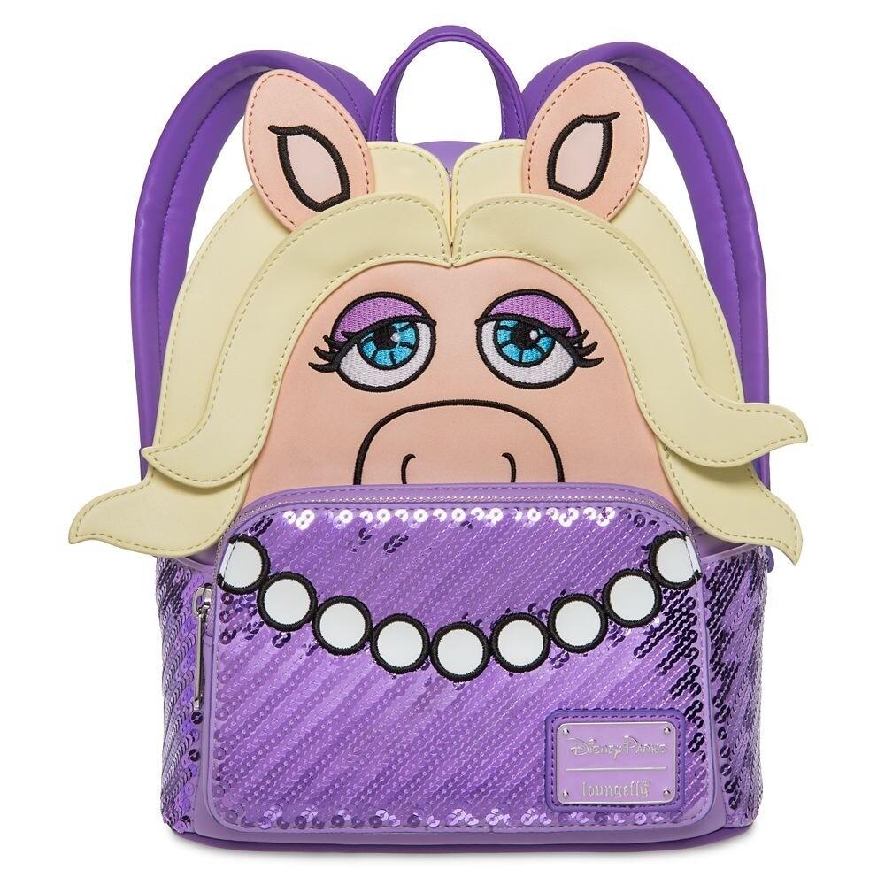 Bolsa Mochila Miss Piggy