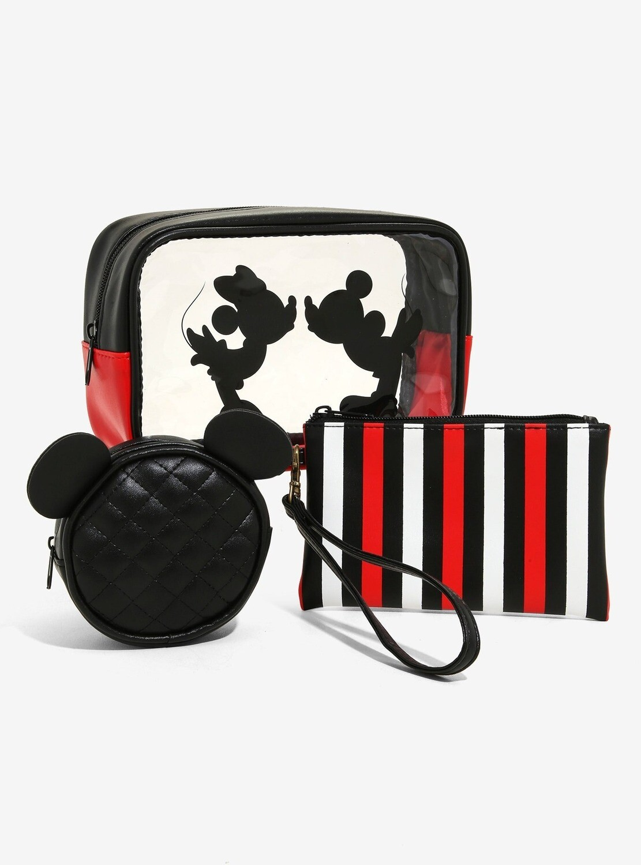Bolsa Maquillaje Mickey Mouse Amor