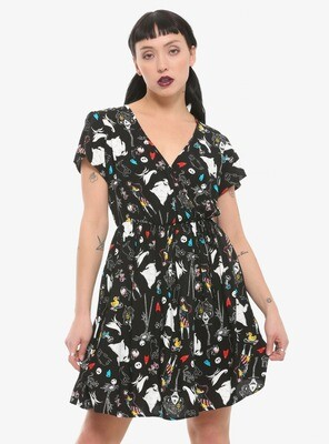 Vestido NIGHTMARE BEFORE CHRISTMAS 2020