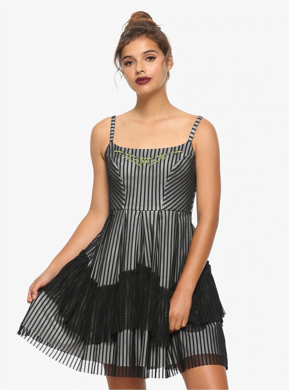 Vestido BEETLEJUICE