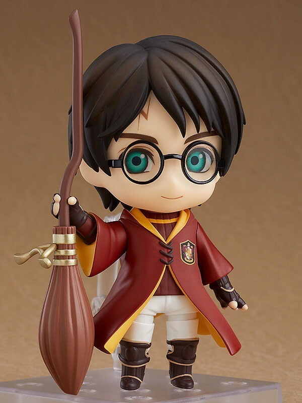 Nendoroid Harry Potter Quidditch