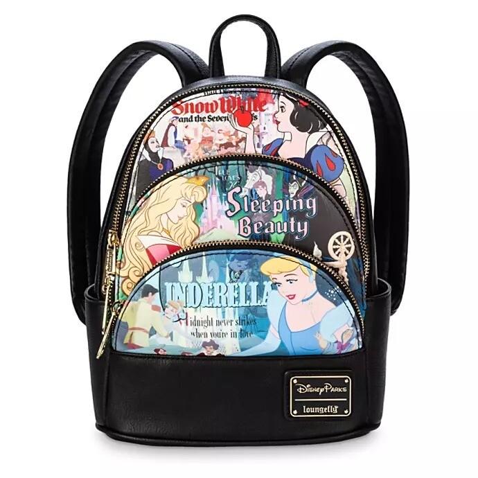 Bolsa Mochila Princesas Disney AM2020