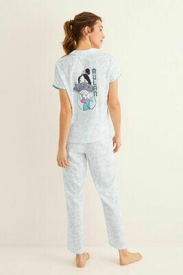 Pijama Camison Mulan