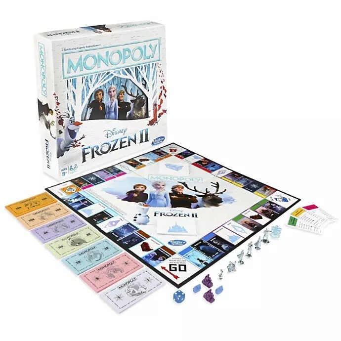 Monopoly Frozen Dos