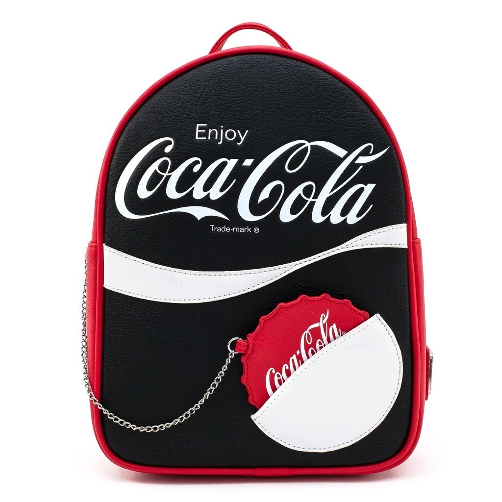 Bolsa Mochila Coca Cola