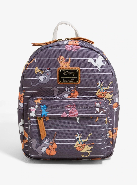 Bolsa Mochila Gatitos Disney