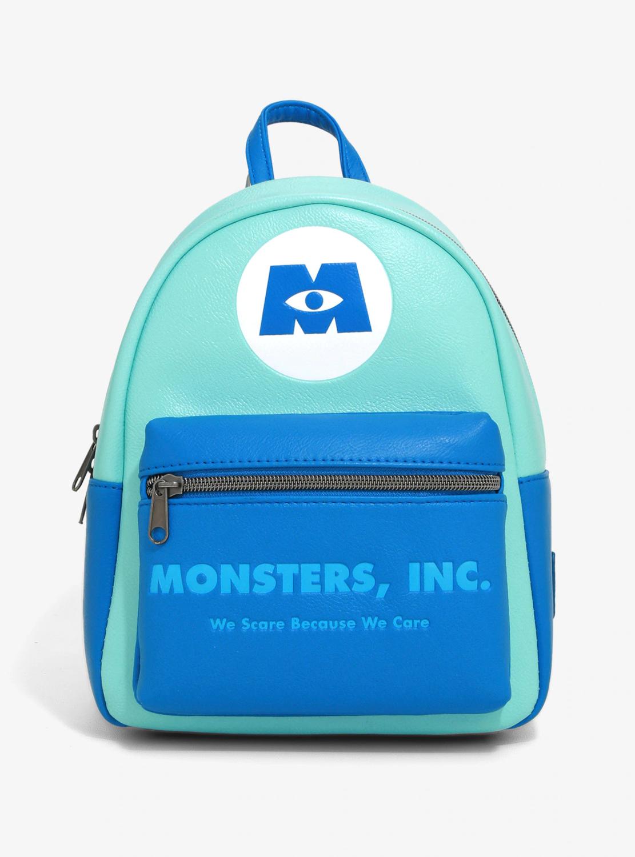Bolsa Mochila Monsters INC A