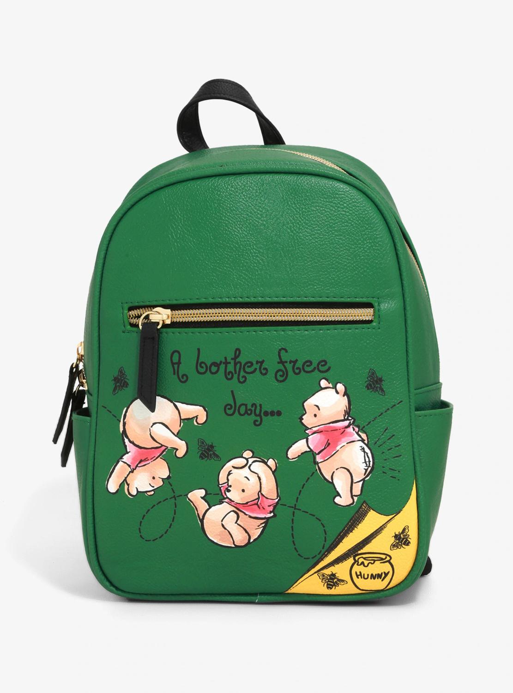 Bolsa Mochila Winnie Pooh