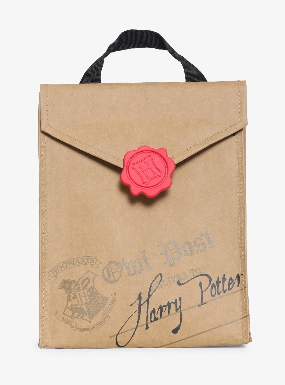 Bolsa Lonchera Harry Potter PP08