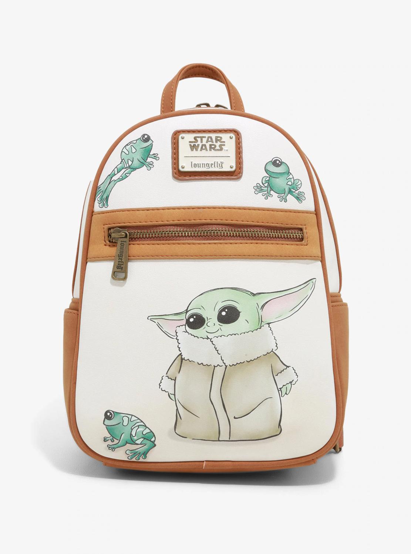 Bolsa Mochila Yoda Mandalorian