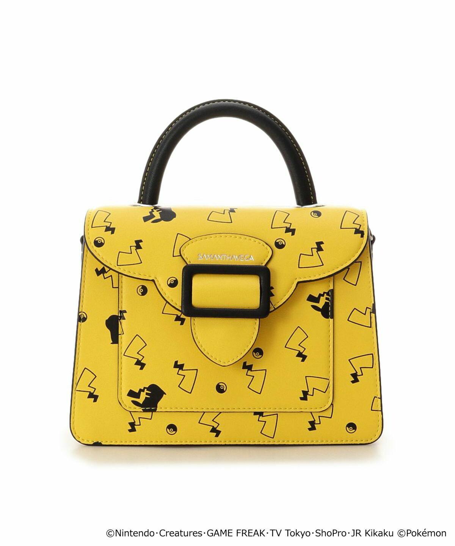 Bolsa Pokemon Pikachu Especial