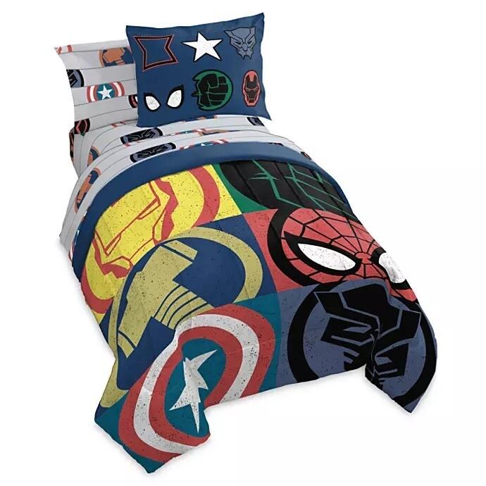 Set para Cama SpiderMan