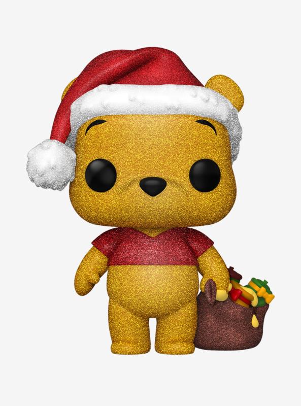 Figura POP WINNIE POOH Navidad 2020