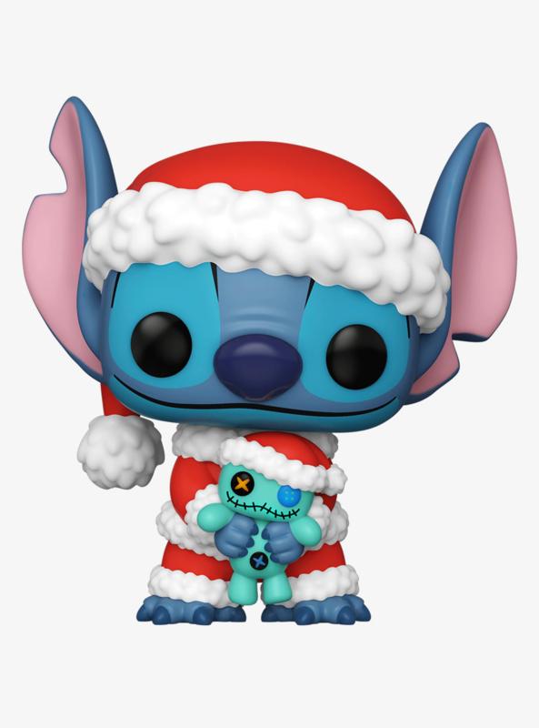 Figura POP  LILO & STITCH Navidad 2020