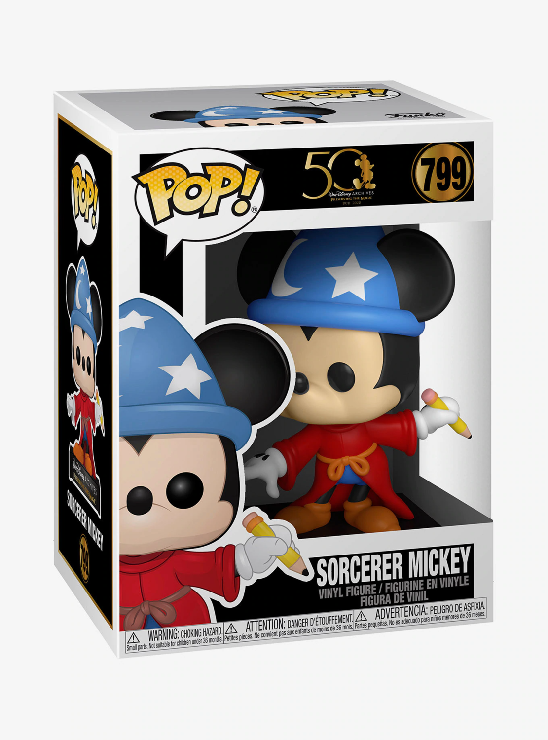 Figura POP Mickey 799