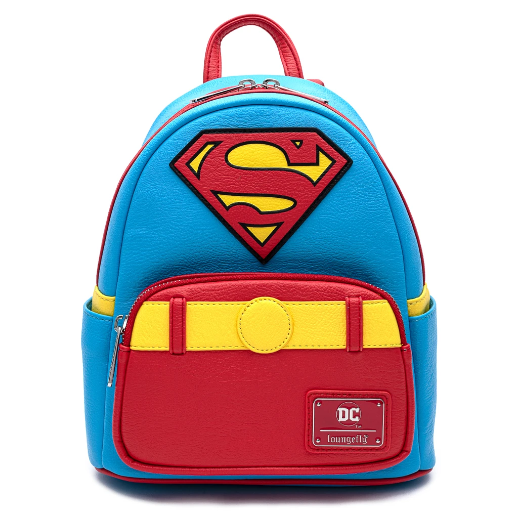 Bolsa Mochila Superman CS00