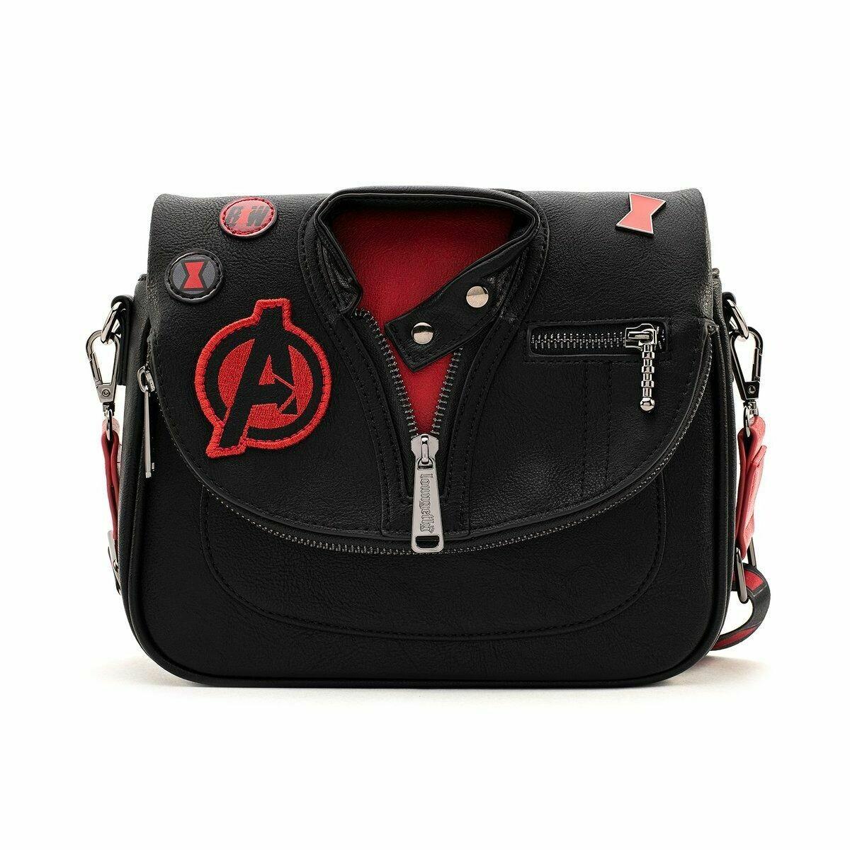 Bolsa Mochila Marvel Black Widowl Avengers