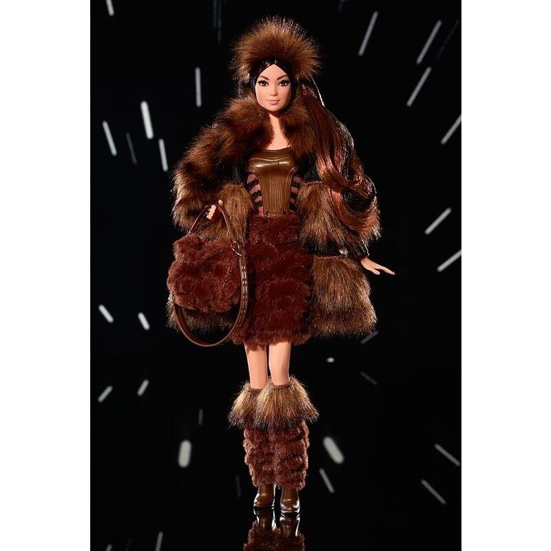 Barbie Star Wars Chewbacca