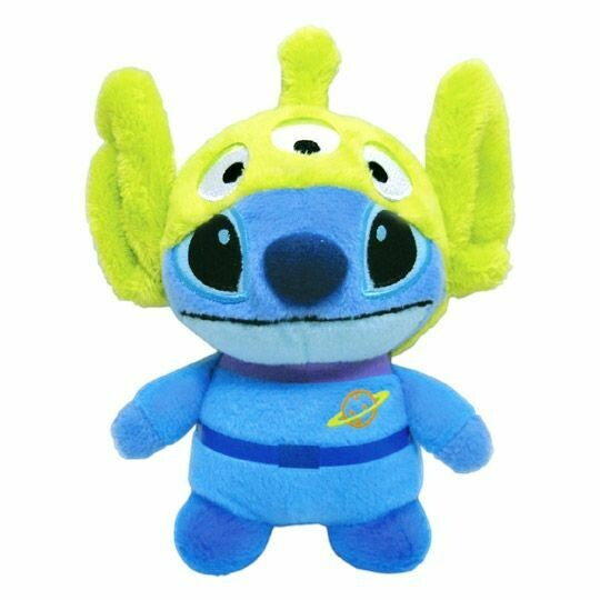 Peluche Lilo Disney Alien Cosp