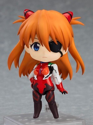 Nendoroid - R Evangelion Asuka Langley Shikinami