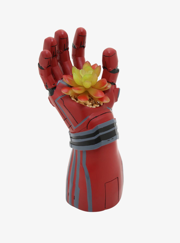 Maceta Guante Infinito Marvel