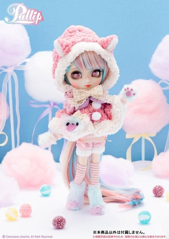 Muñeca Cotton Candy