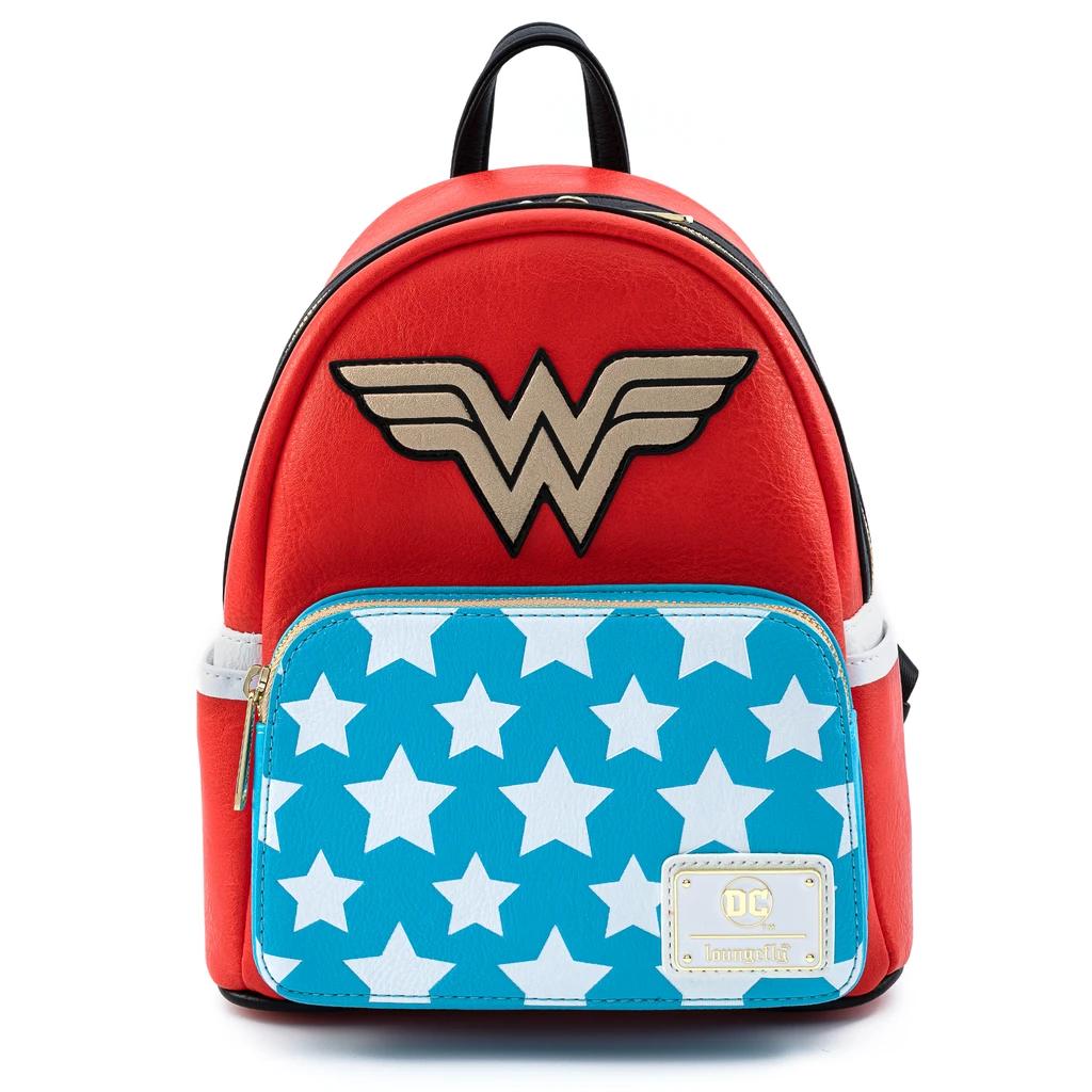 Bolsa Mochila Wonder Woman X207