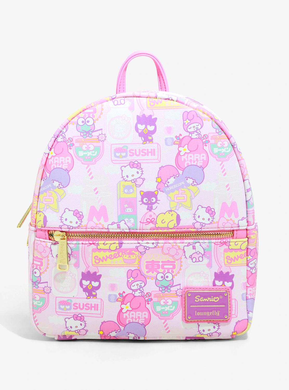 Bolsa Mochila Hello Kitty EXSC2020