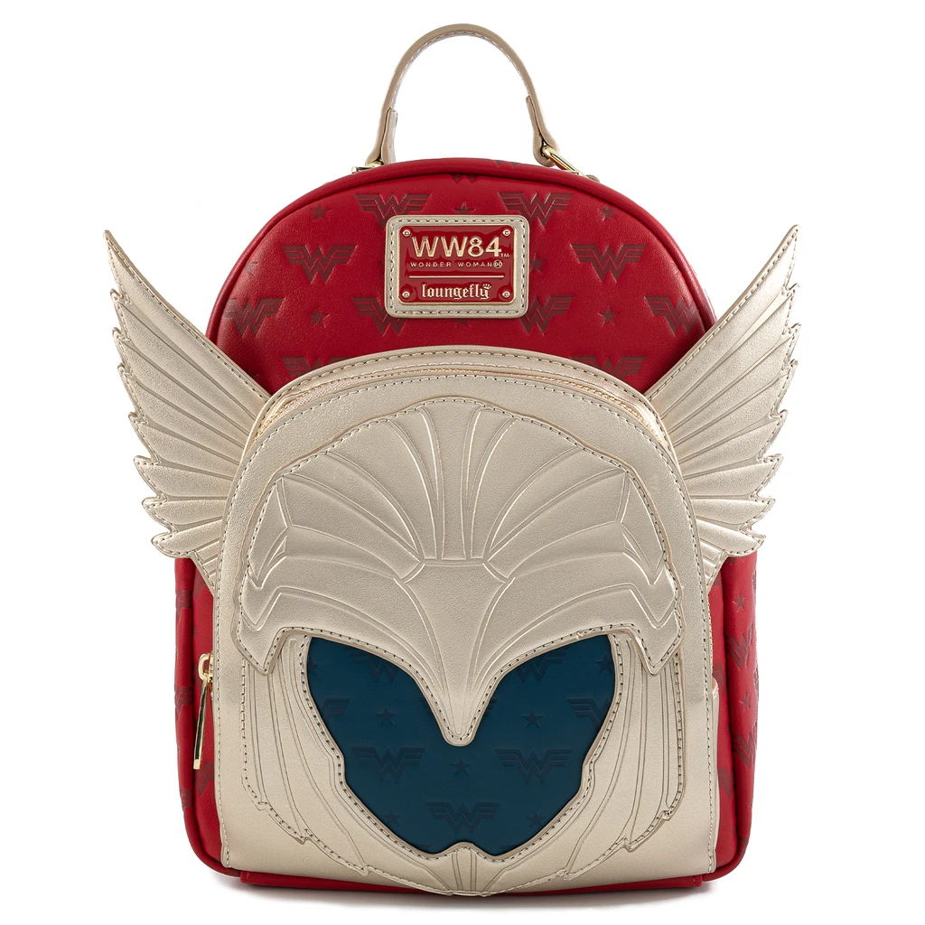 Bolsa Mochila WonderWoman V1984