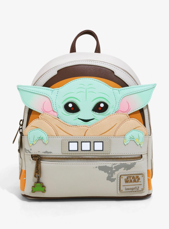 Bolsa Mochila Yoda Mandalorian  XS008