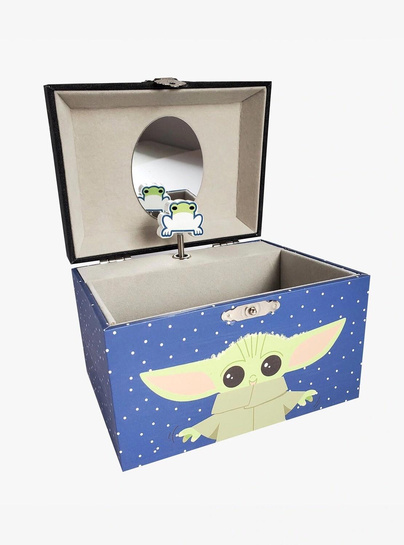 Caja Musical X Star Wars Yoda