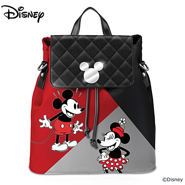 Bolsa Mochila A Mickey Minnie XS00