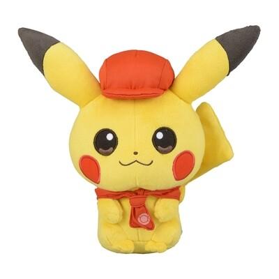 Peluche Cafe Pokemon Pikachu