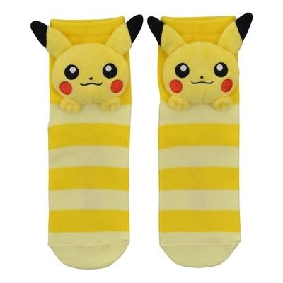 Calcetines Pokemon Peluche EX