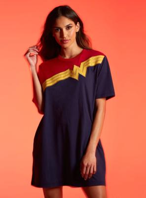 Vestido Wonder Woman XS50